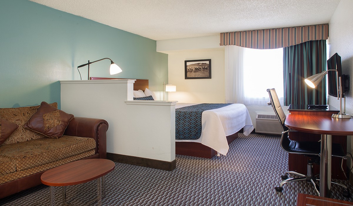 King Mini Suite - Hotel Mira Vista