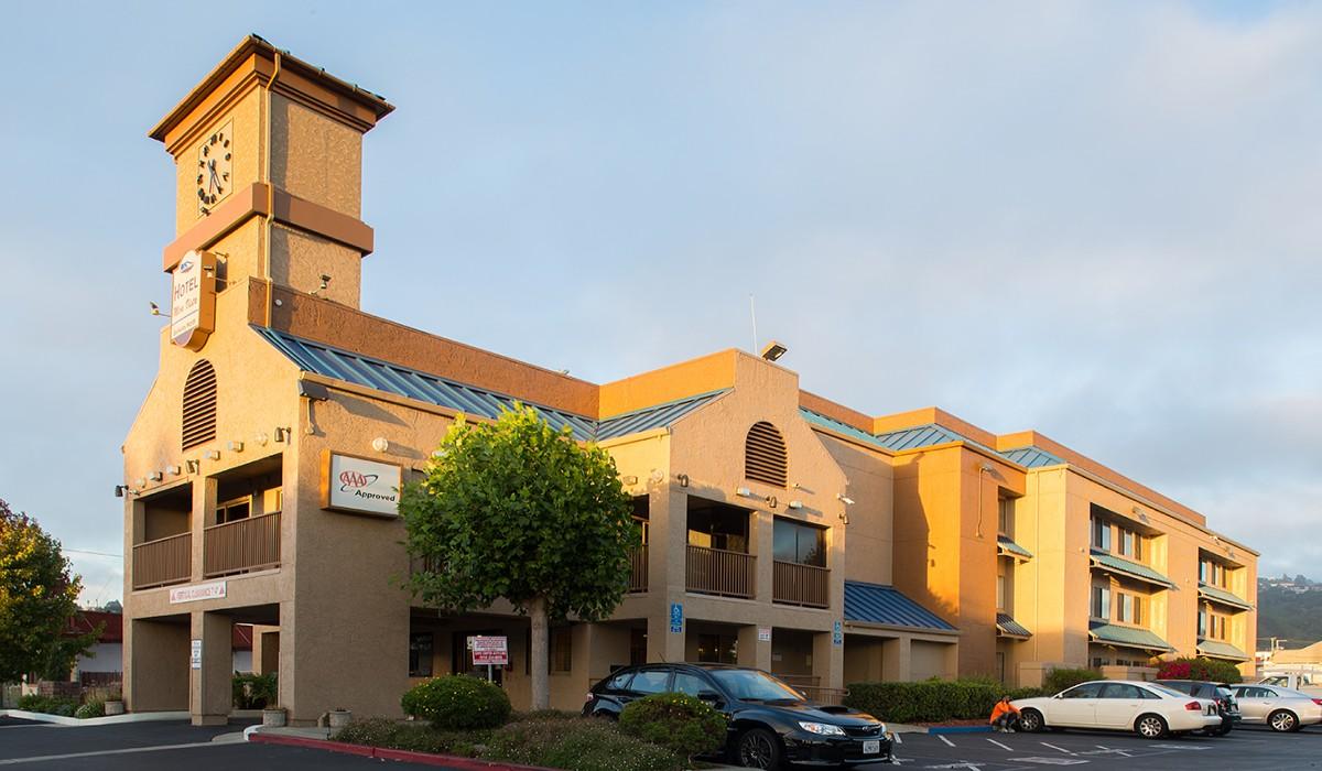 Hotel Mira Vista Berkeley - Hotel Mira Vista Exterior