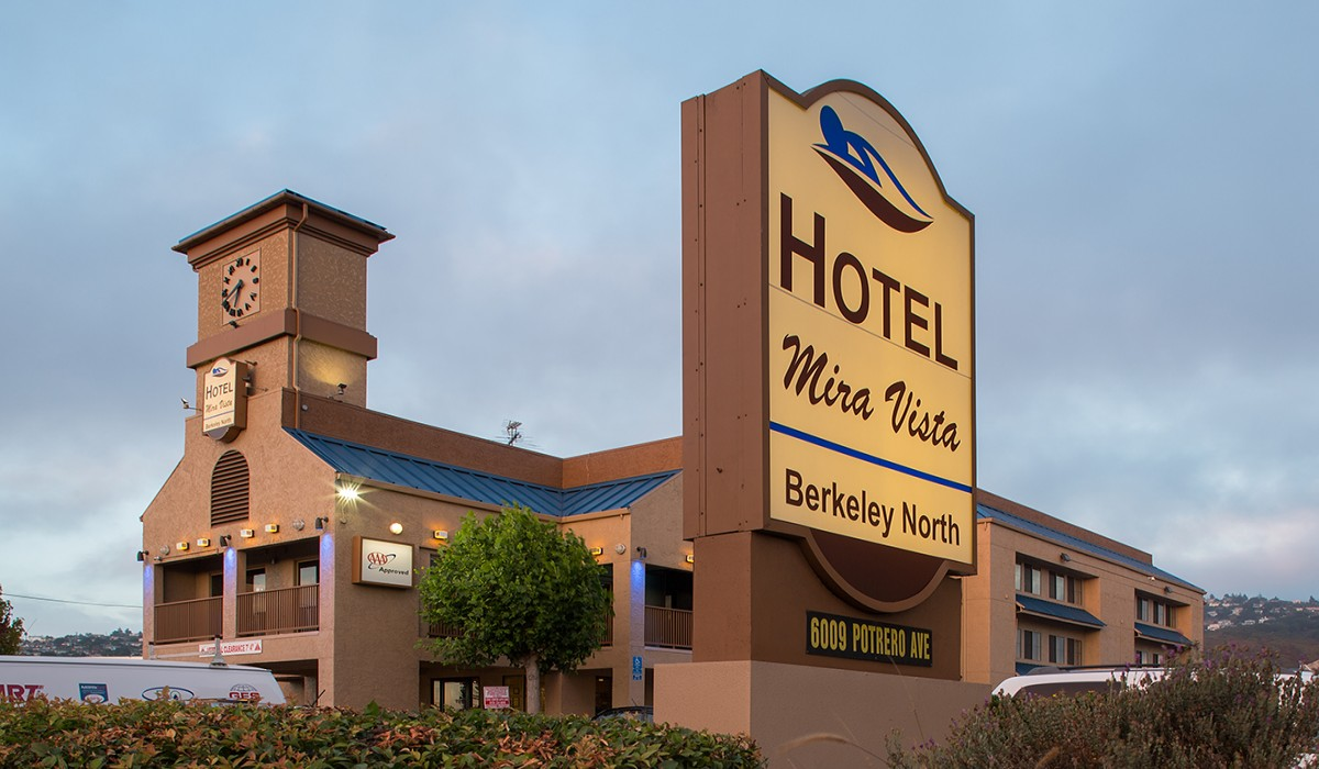 Hotel Mira Vista Berkeley - Welcome To Hotel Mira Vista