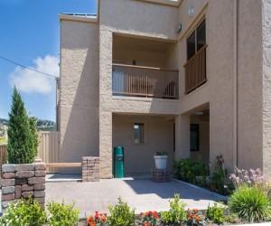 Hotel Mira Vista Berkeley - Hotel Mira Vista Rear Building Image