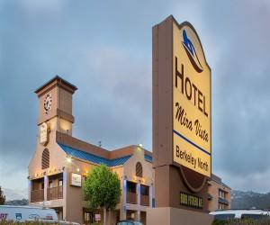 Hotel Mira Vista Berkeley - Hotel Mira Vista Signage